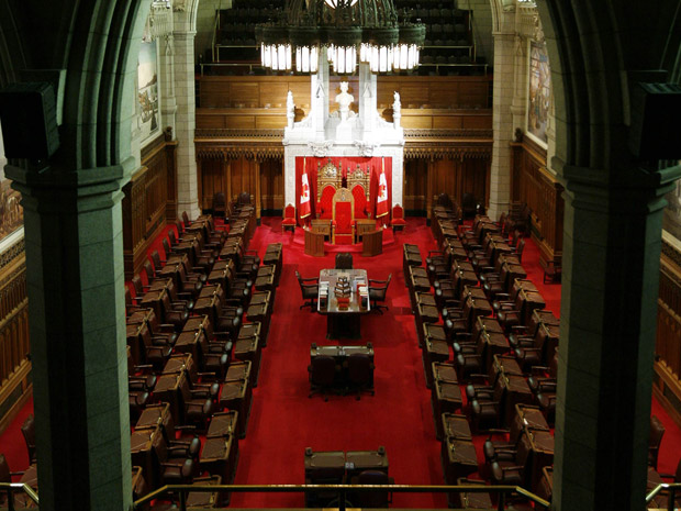 the model parliament of canada  pilot project proposal